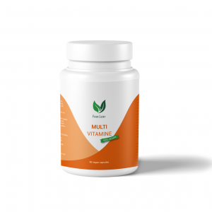Beveiligd: Multi-Vitamine (Vegan)